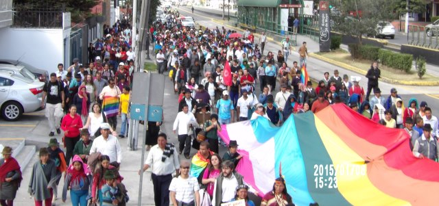 ¡Vamos a la Cumbre de los Pueblos! 5 y 6 de marzo (Agenda)
