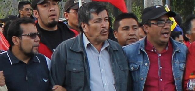 Sindicatos de Ecuador preparan plan 'anticrisis' que recaiga sobre los ricos