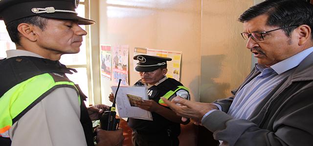 Cedocut denuncia arbitraria irrupción de Policía en sus instalaciones