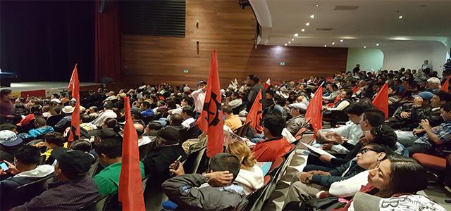 Movilización nacional por renuncia de vicepresidente Glas