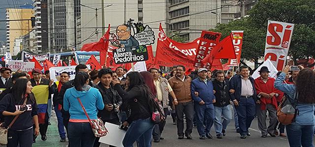 Tatamuez pide destitución de jueces de Corte Constitucional