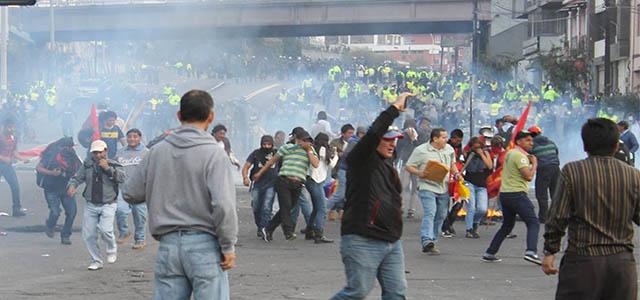 Derogatoria de enmiendas es victoria del pueblo en las calles