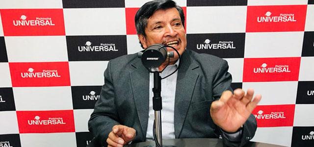 La intención del gobierno es botar 180 mil trabajadores: Tatamuez